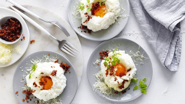 Cloud Eggs: To πιο Instagrammable πρωινό που φτιάξατε ποτέ!